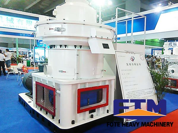 wood pellet hammer mill