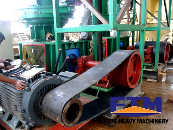 wood shavings pellet mill
