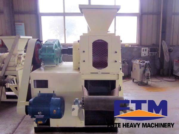 gypsum briquetting machine