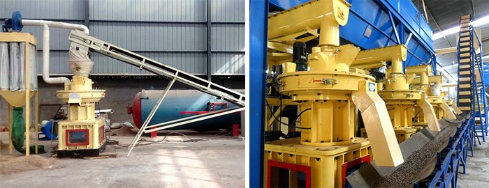 Straw Pellet Production Line