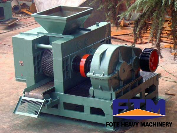 mineral powder ball press machine