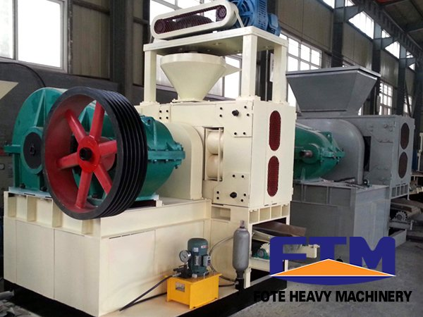 coal briquette press machine