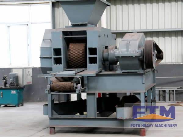 Strong Hydraulic Briquetting Machine